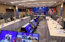 Analizarán ASEAN y Australia cooperación pospandemia