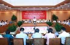 Hanoi desarrolla dos escenarios de crecimiento para segunda mitad de 2020