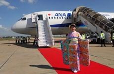 Proponen a aerolínea japonesa reanudar vuelos con Camboya