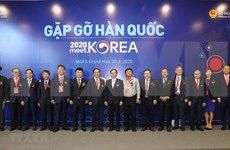 Buscan intensificar lazos multifacéticos Vietnam-Corea del Sur