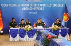 Efectúan diálogo de oficiales de defensa del Foro Regional de ASEAN