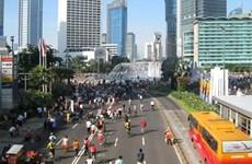 Economía de Indonesia podría contraerse 1,4 por ciento este año