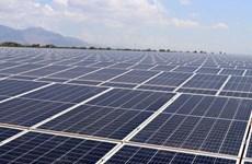 Planta de energía solar de Sharp entrará en operación en Vietnam