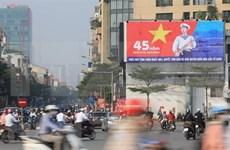 Reportan notable reducción de accidentes viales en Vietnam