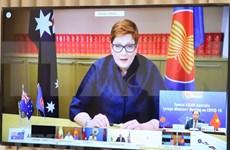ASEAN y Australia cooperan en combate contra la pandemia de COVID-19