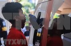 Indonesia despliega fuerza policial para garantizar cumplimiento de medidas contra el COVID- 19
