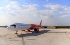 """Honrada Vietjet Air con título """"Contrato de arrendamiento operativo del año"""""""