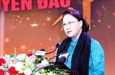 Honra el papel pionero del Ejército Popular de Vietnam en la lucha contra el COVID-19