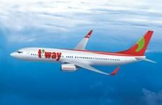 Reabrirá Tway Airlines vuelos entre Ciudad Ho Chi Minh e Incheon