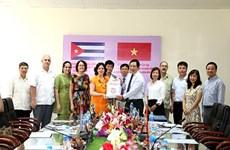 Realiza Vietnam entrega solidaria de arroz a Cuba