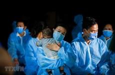 Otros cuatro pacientes se recuperan de coronavirus en Vietnam