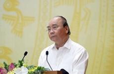 Premier de Vietnam exige maximizar esfuerzos para la recuperación económica