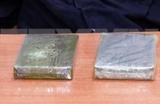 Confiscan gran cantidad de droga en el este de Myanmar