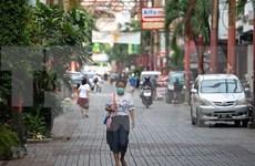 Registra Indonesia caída drástica de llegada de turistas extranjeros