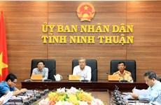 Provincia vietnamita de Ninh Thuan por alcanzar doble objetivo