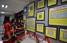 Exhibición demuestra soberanía vietnamita sobre archipiélago Hoang Sa y Truong Sa