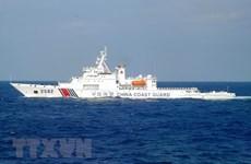 Estados Unidos se opone a los ejercicios de China en Mar del Este