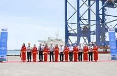 Doosan Vina entrega dos gigantescas grúas a puerto internacional de Gemalink