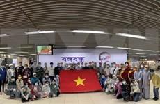Repatrian a ciudadanos vietnamita desde Sur de Asia a causa del COVID-19