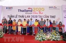 Semana de productos tailandeses en Vietnam, oportunidad para fomentar el intercambio bilateral