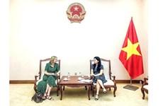 Vietnam y Reino Unido promueven cooperación en cultura, deportes y turismo
