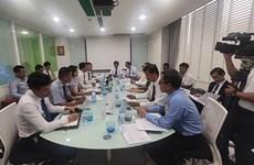 Empresas vietnamitas en Camboya apoyan a la comunidad en medio del COVID-19