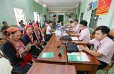 1,2 millones de personas acceden al crédito del Banco de Políticas Sociales de Vietnam