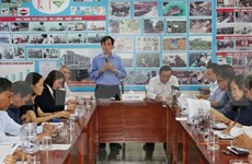 Efectúan seminario sobre desarrollo de energías renovables en Ninh Thuan