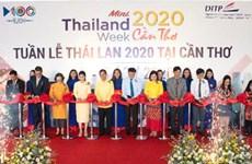 Celebran Semana de Tailandia 2020 en ciudad sureña vietnamita