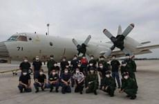 Agradece Japón a Vietnam por asistencia a avión militar en problemas