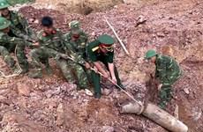 Eficientes lazos Vietnam- EE. UU. en desactivación de bombas remanentes de guerra