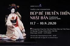 Exhibirán en Hanoi muñecas tradicionales de Japón