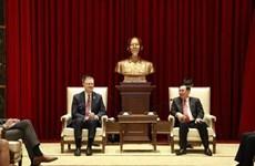 Resaltan progreso de lazos Vietnam-EE. UU. pese a impactos del COVID-19