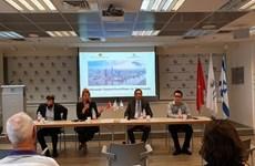 Empresas israelíes buscan impulsar importaciones de productos vietnamitas