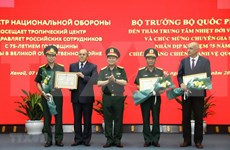 Destacan aportes del Centro para estudios tropicales Vietnam-Rusia