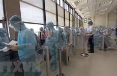 Repatrían a más de 200 ciudadanos vietnamitas desde Taiwán (China)