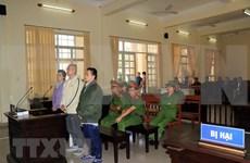 Condenan a tres individuos con intención de derrocar la administración popular en Vietnam