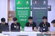 Realizan ensayo para garantizar ciberseguridad en Vietnam