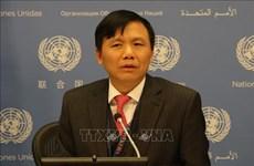 Enfatiza Vietnam importancia de operaciones de paz de la ONU para velar por los derechos humanos