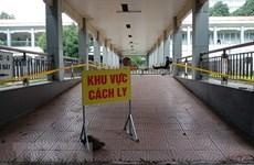 Provincia de Quang Ninh pone en cuarentena a inmigrantes ilegales