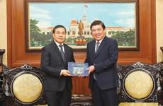 Ciudad Ho Chi Minh aboga por ampliar lazos multifacéticos con Hungría