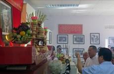 Conmemoran en Vietnam natalicio de extinto dirigente