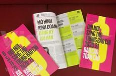 VNA presenta el Informe Mundial de Innovación en Periodismo en vietnamita