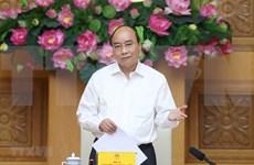 Premier de Vietnam insta a innovar en políticas financieras y monetarias