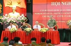 Vietnam intensifica proteger seguridad nacional y económica