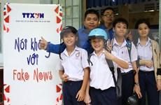 Continúa VNA programa de comunicación contra noticias falsas