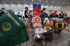 Repatrían a cerca de 300 ciudadanos vietnamitas desde Rusia a causa del COVID-19
