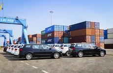 Mantiene empresa vietnamita exportación automovilista a Tailandia