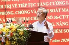 Vietnam continúa impulsando la lucha antidroga