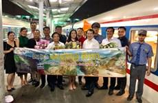 Tren chárter, nuevo producto turístico de la provincia vietnamita de Quang Binh